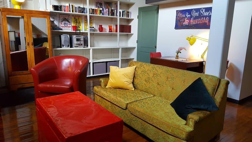 Retro Studio Downtown North Sydney - New!