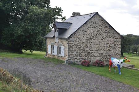 charmante maison de pierre - Hus
