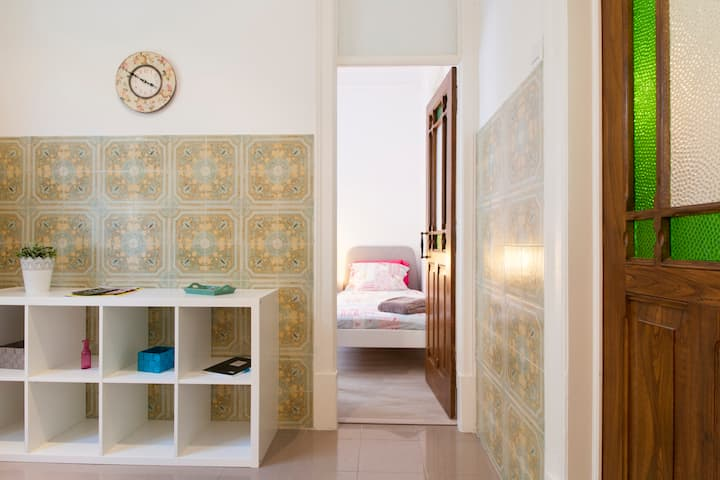 Lisbon Grandma's House Room 1