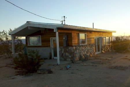 Desert prairie house - Maison