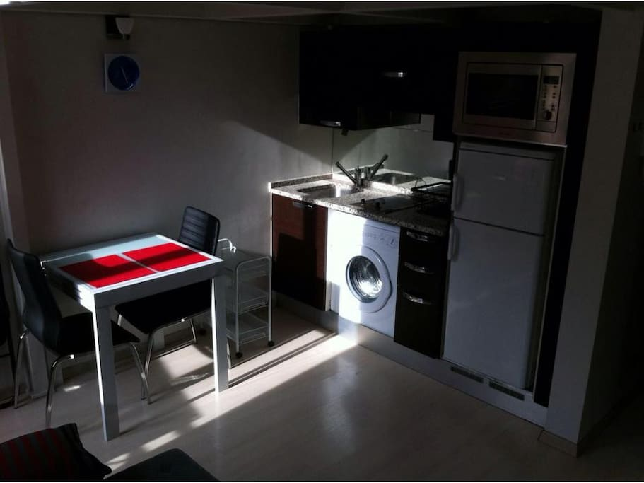 Micro-Ondes, Machine à laver