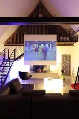 Une Maison-Loft dans Le Perche - Champrond-en-Gâtine - Casa