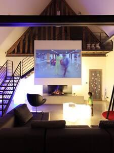 Une Maison-Loft dans Le Perche - Champrond-en-Gâtine
