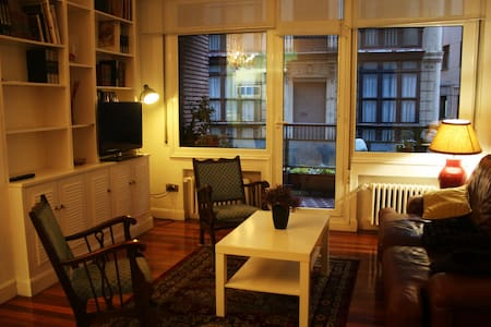 Apartm. in the center with terrace - Appartement