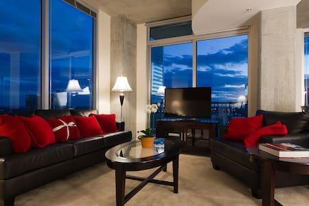 1 bedroom, 24th fl Uptown Fully Furnished - Charlotte - Departamento