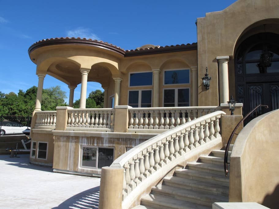 San Jose Mansion for your event