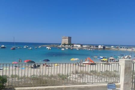 Casa sulla spiaggia - porto cesareo