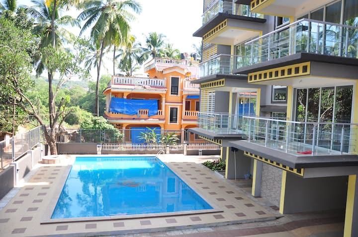 Nishka 2bhk Luxury Apartment