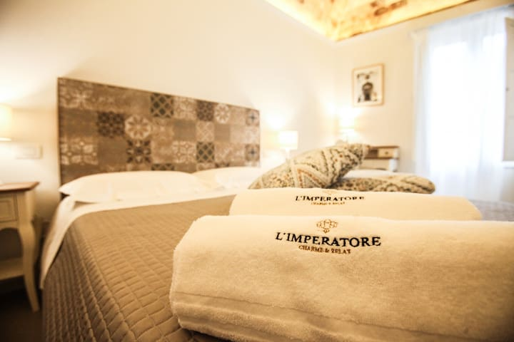 L'IMPERATORE Relax & Charme (Bianca Lancia)