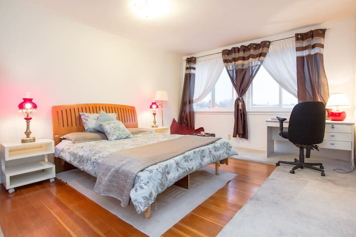 r3Clean,secured,quiet,self check in - Vallejo - Apartment