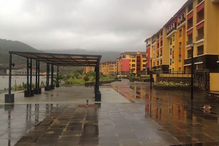 1 bhk apartment at Lavasa, Lonavala - Lavasa