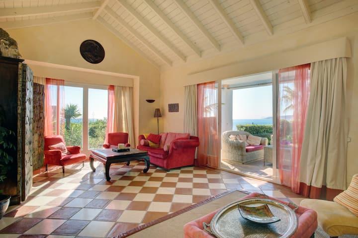 Luxury beach house Costa del sol