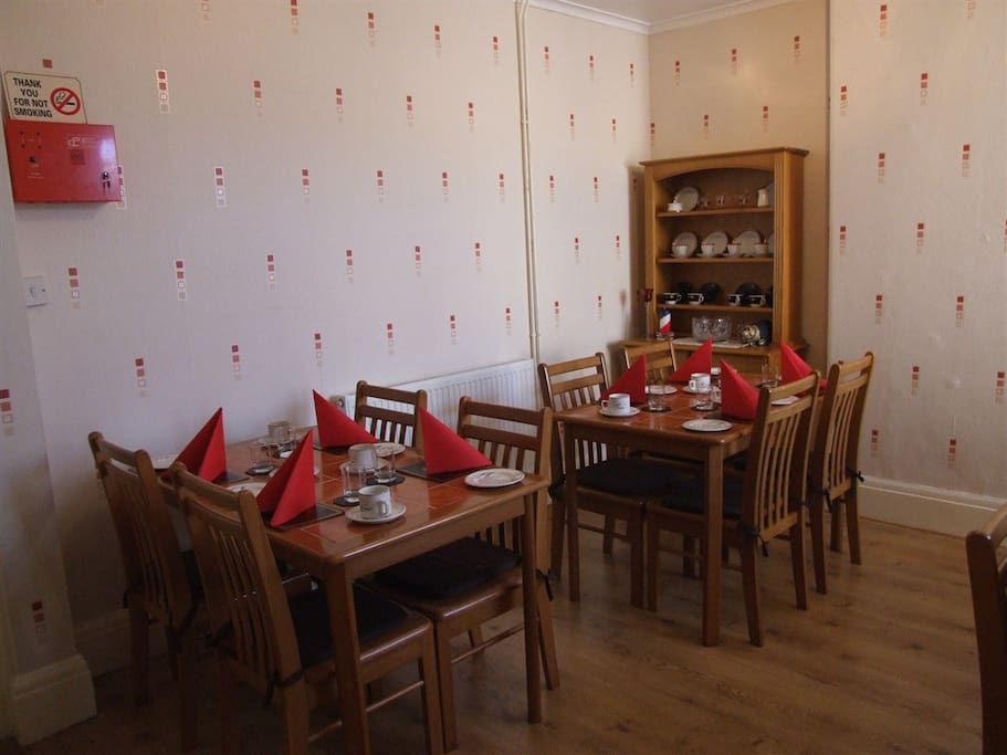 Dining room/Restaurant