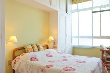 Very good room: 2 blocks from the beach - Rio de Janeiro - Apartment