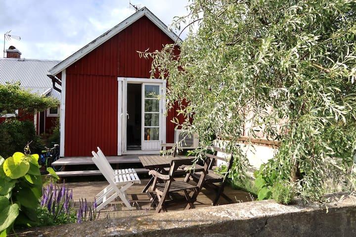 Cosy cottage between Båstad and Torekov, WIFI