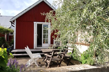 Cosy cottage between Båstad and Torekov, WIFI