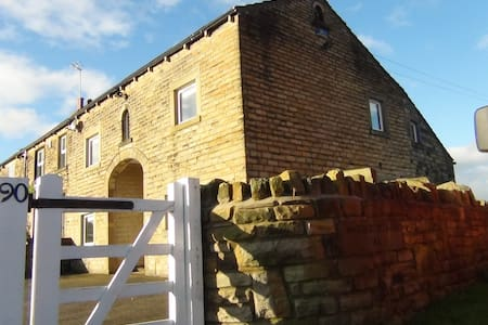 Luxury self-catering barn sleeps 13 - 哈德斯菲尔德 (Huddersfield) - 独立屋
