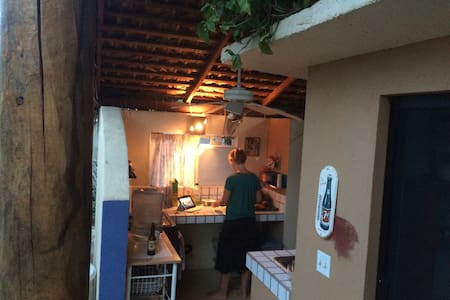 RUSTIC GETAWAY IN RURAL SETTING - San José del Cabo - Casa