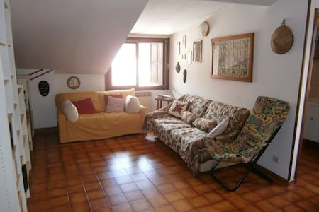 Accogliente mansarda a Ossimo (BS) - Appartement