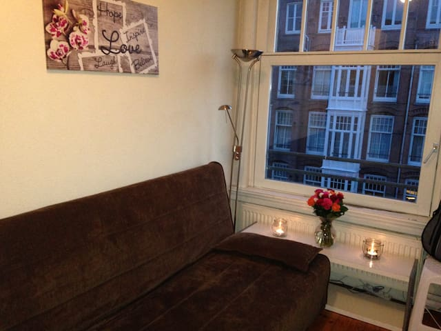Furnished room in Amsterdam Pijp