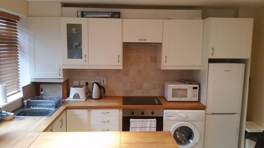 Terenure quiet modern 2-bed home
