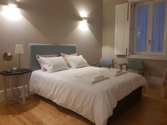 Quarto Room (Ground floor)