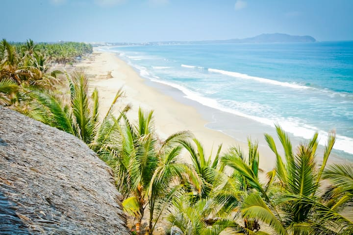 Amazing Views, Beach Front House, Great Swimming! - Punta de Mita