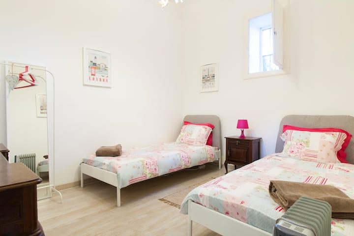 Lisbon Grandma's House Room 2