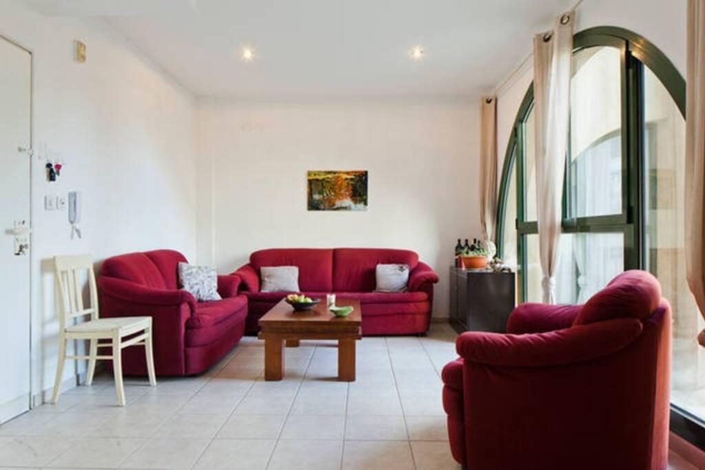 Chrming living room