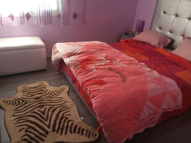 Belle appartement pres de la plage - Arrahma - Appartement