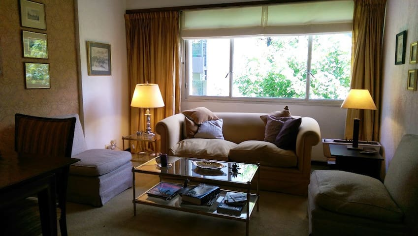 Comfortable room in premium neighborhood cool site - Olivos - Apartmen