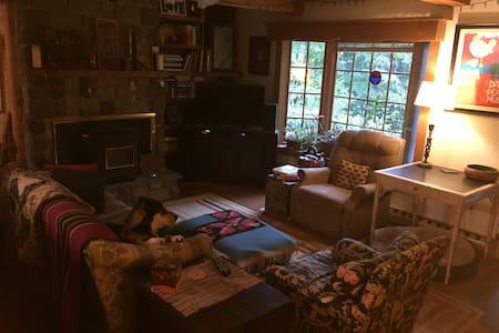 Cozy Catskill Comfort - Hurley - Casa