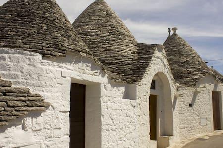 TrulLetto - Alberobello - Σπίτι