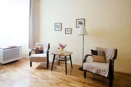 Budget apartment in the downtown! Free slippers - Budapeşte