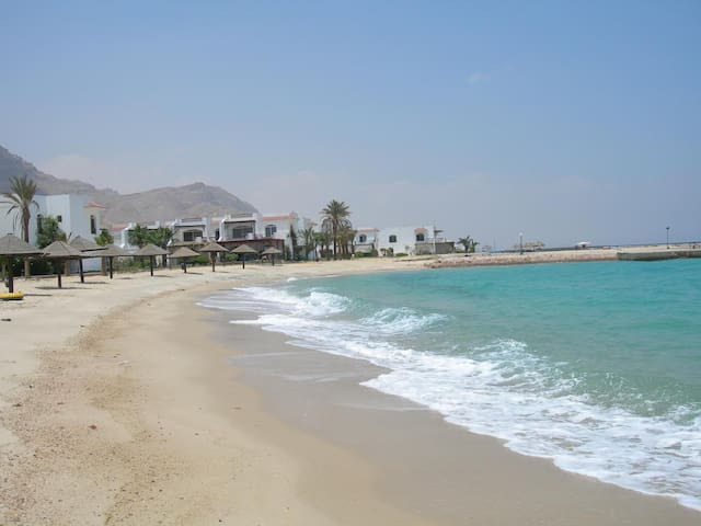 Stunning Beachfront Paradise Apt  - Ain Sokhna - Appartement