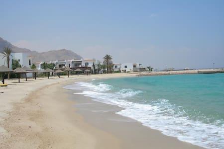 Stunning Beachfront Paradise Apt  - Ain Sokhna