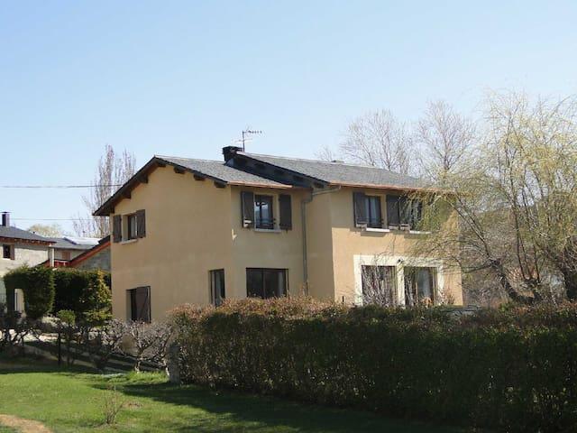 Villa 8 couchages en montagne à Saillagouse - Bolquère - Villa