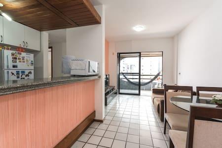 Flat 2 quartos (rooms). Conforto! - Recife