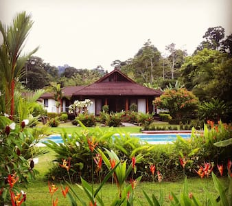 Lilan Nature, Luxury Main House - Cahuita