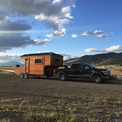 Tiny House on Donner Summit