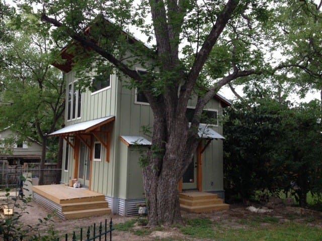 Zen Treehouse near downtown SA - San Antonio - Dom