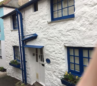 Cosy, 200 year old granite cottage - Newlyn  - Chalet