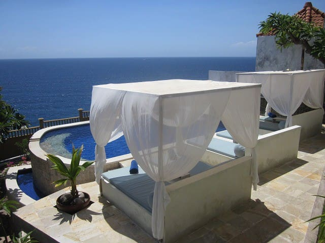 Ocean view rooms &pool-Terrace room
