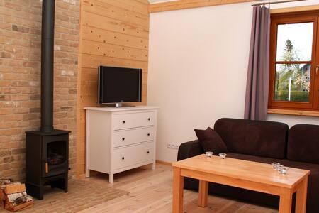 4 Domki -  Komfortowy Wypoczynek nad Morzem (1) - Sarbinowo