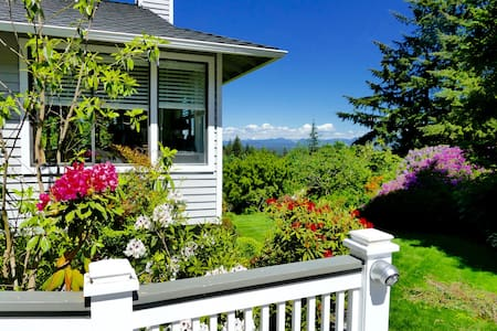 View and birds in Woodinville Wine Country - Woodinville - Casa