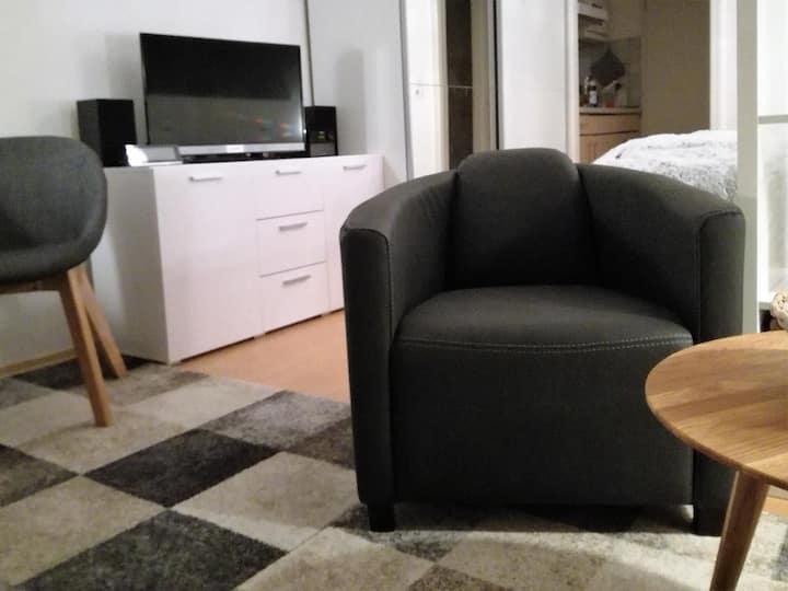 Appartementhaus Berlin (Bad Füssing), Appartement  IV - (29-30qm) mit gemütlicher Einrichtung