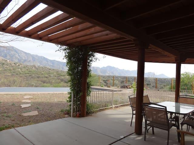 MiraMontes-Tucson Mountain Getaway - Tucson - Hus