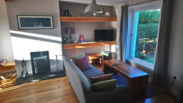 Portree Centre with Garden - 3 Bedrooms