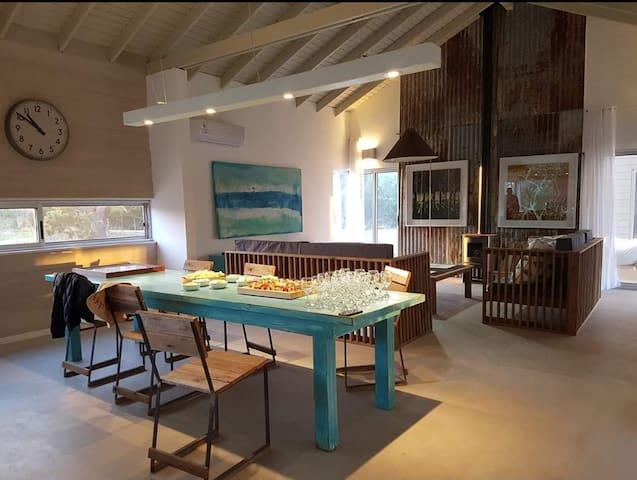 House in José Ignacio resort pool spa tennis