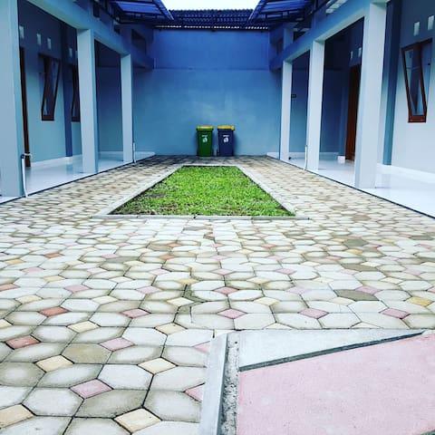New private room next to campus in Salatiga-Room 2
